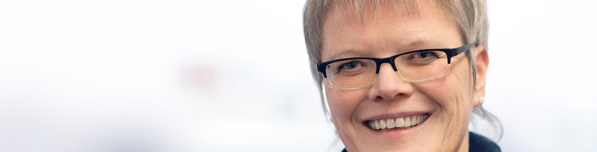 Erfahrungen mit den Typographen - IN VIA Geschäftsführerin Margret Schwede